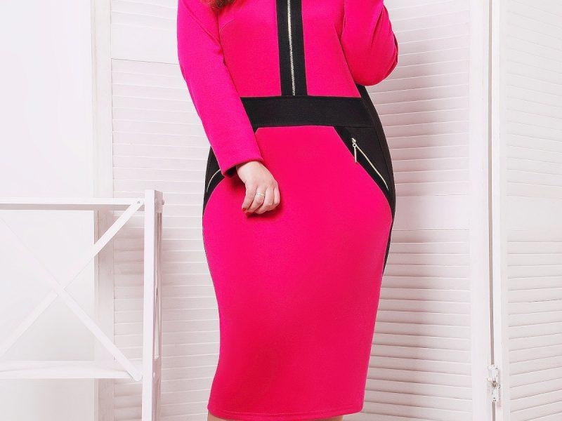 Sukienki dla puszystych niezależnie od rozmiaru